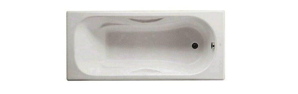 Ванна roca malibu (170 x 70) с отверстиями под ручки купить в