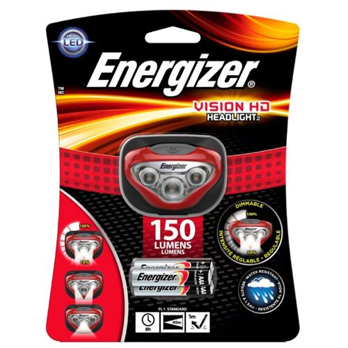Фонарь Energizer HL Vision HD Headlight  200Lm HDB322