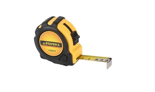 "Рулетка STAYER ""STANDART"" TopTape, 5х19мм 34025-05"